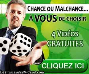 CHANCE OU MALCHANCE... A VOUS DE CHOISIR !